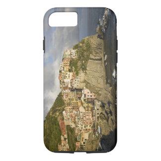 Italy, Cinque Terre, Manarola. Village on cliff. iPhone 7 Case