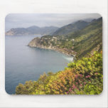 Italy. Coastal hiking area between the villages Mousepads