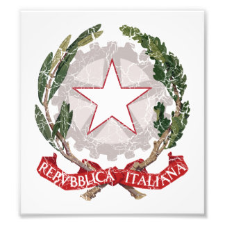 Italy Coat Of Arms Photo