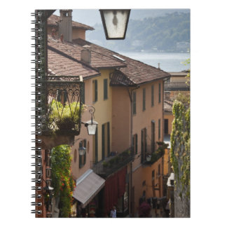 Italy, Como Province, Bellagio. Salita Notebook