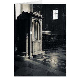 Italy, Como Province, Como. Como Cathedral, Card
