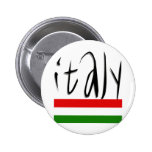 Italy Design! Pinback Buttons