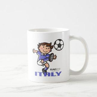 Italy - Euro 2012 Basic White Mug