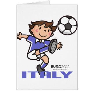 Italy - Euro 2012 Cards