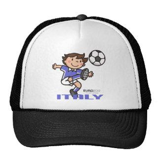 Italy - Euro 2012 Mesh Hats
