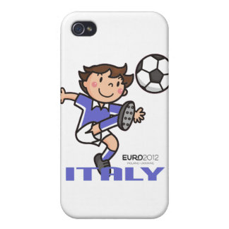 Italy - Euro 2012 iPhone 4/4S Cases