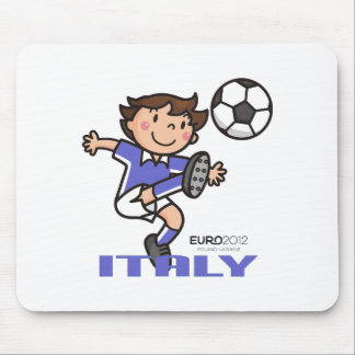 Italy - Euro 2012 Mouse Pad