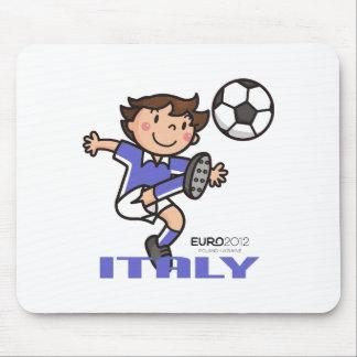 Italy - Euro 2012 Mousepads