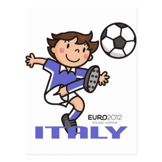 Italy - Euro 2012 Postcard