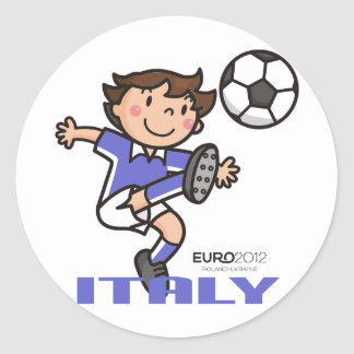 Italy - Euro 2012 Stickers