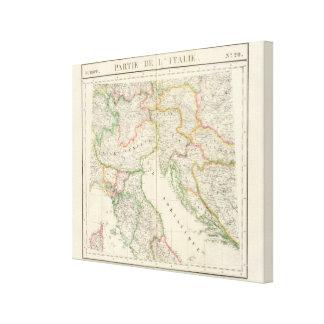 Italy Europe 20 Canvas Print