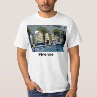 Italy, Firenze florence, On the Ponte Vecchio T-Shirt