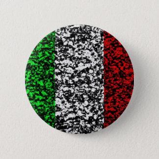 Italy - Flag 6 Cm Round Badge
