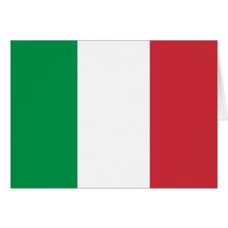Italy Flag Cards