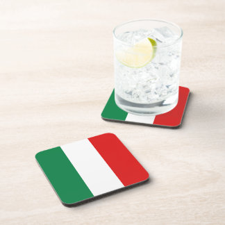 Italy Flag Coaster