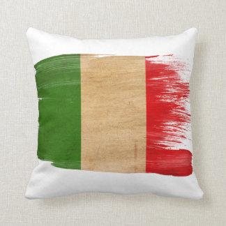 Italy Flag Cushion