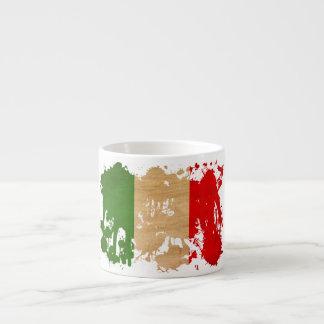 Italy Flag Espresso Cup
