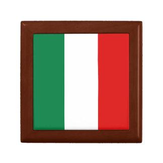 Italy Flag Gift Box
