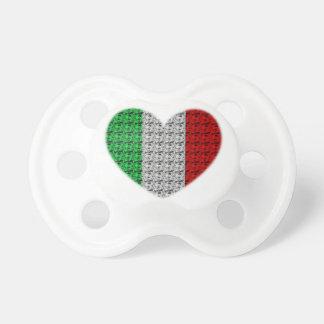 Italy Flag Heart Dummy