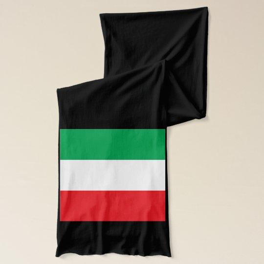 Italy Flag Lightweight Scarf