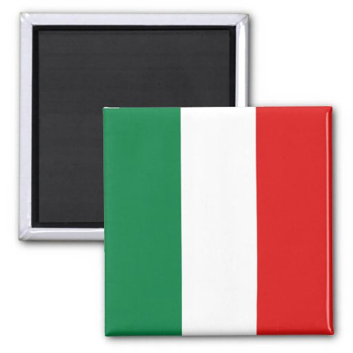 Italy Flag Magnet