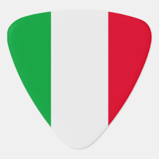 Italy Flag Plectrum