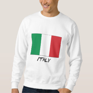 Italy Flag Sweatshirt