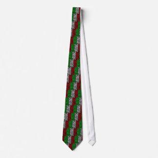 Italy - Flag Tie