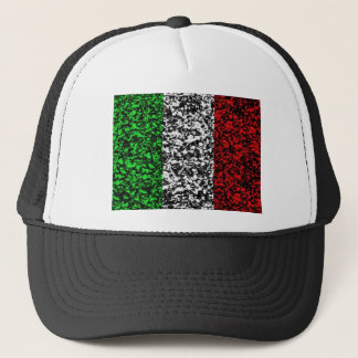 Italy - Flag Trucker Hat