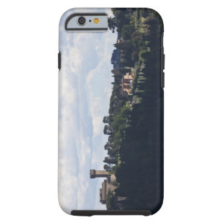 Italy, Florence, Castle on hilltop 2 Tough iPhone 6 Case