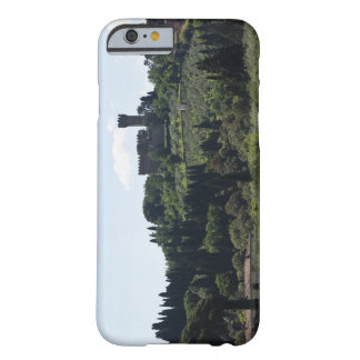 Italy, Florence, Castle on hilltop Barely There iPhone 6 Case