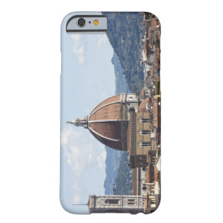 Italy, Florence, Cityscape with Duomo Barely There iPhone 6 Case