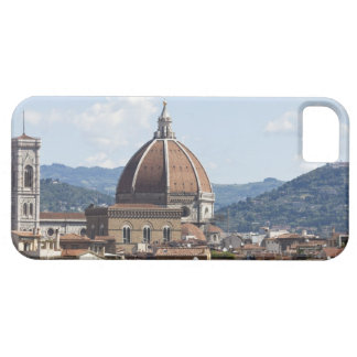 Italy, Florence, Cityscape with Duomo iPhone 5 Case