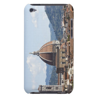 Italy, Florence, Cityscape with Duomo iPod Case-Mate Case