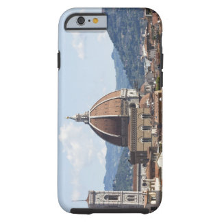 Italy, Florence, Cityscape with Duomo Tough iPhone 6 Case