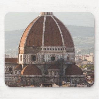 Italy, Florence, Dome of Duomo cathedral Mouse Mat