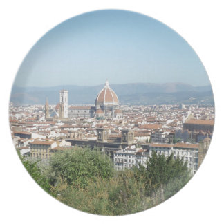 Italy Florence Duomo Michelangelo Square (New) Plate