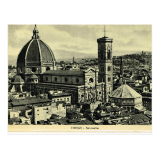 Italy, Florence, Firenze, 1908,Firenze, Duomo 1 Postcard