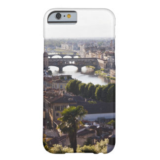 Italy, Florence, Ponte Vecchio and River Arno Barely There iPhone 6 Case