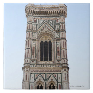 Italy, Florence, Tower in old town Tile