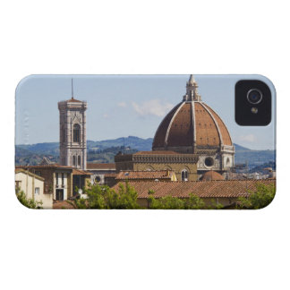 Italy, Florence, View of Florence Cathedral Case-Mate iPhone 4 Case