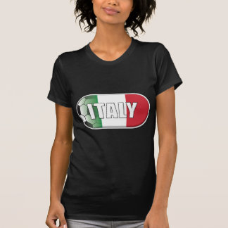 Italy Football Tee Shirt