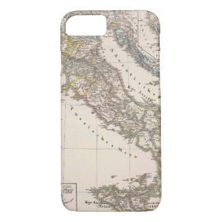 Italy from 1270 to 1450 iPhone 8/7 case