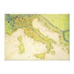 Italy Gallery Wrapped Canvas