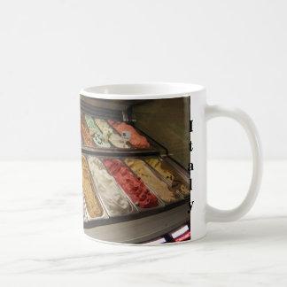 Italy Gelato Basic White Mug
