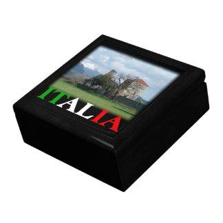 Italy gift box