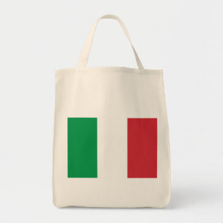 italy grocery tote bag