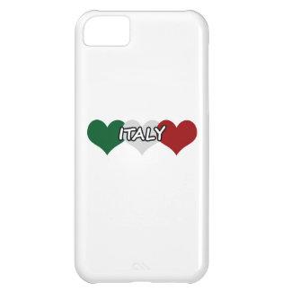 Italy Heart iPhone 5C Case