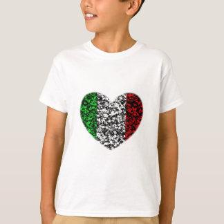 Italy Heart T-Shirt