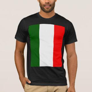 Italy High quality Flag T-Shirt